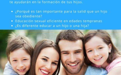 Educar en la edad de ORO, hijos de 6 a 11 años